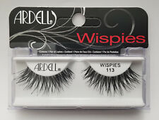 (LOT OF 4) Ardell Glamour Lashes 113 False Lashes AUTHENTIC Ardell Wispies