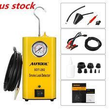 DT202 Smoke Machine Diagnostic Emissions Vacuum Leak Detection Tester AUTOOL