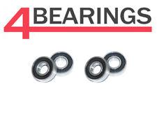 DAXARA/ Erde Trailer102/122/107/127 replacement bearings for 2 hubs