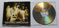Backstreet Boys - Show Me the Meaning of Being Lonely - Maxi CD MCD