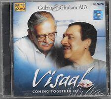 VISAAL - GHULAM ALI & GULZAR ALI - NEW SOUND TRACK CD