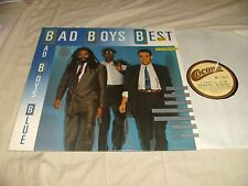 Bad Boys Blue VINYL LP Bad Boys Best KULT Best Of Greatest Hits RARE Top!!!!