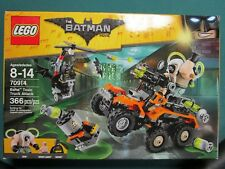 LEGO 70914 Batman Bane Toxic Truck Attack Brand new in sealed box