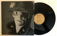 Lou Reed - Live - 1975 US 1st Press (EX) Ultrasonic Clean