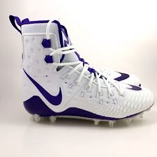 New Mens Nike Zoom Force Savage Elite TD Football Cleats Size 11.5 (857063-103)