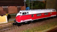 PIKO EXPERT 97730 220 051 Ferrovia Suzzara Ferrara (FSF)livrea rosso/bianco