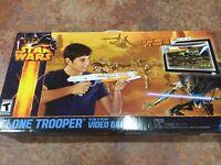 Star Wars Clone Trooper Plug & Play Video Game - Jakks Pacific - NEW & SEALED!!!