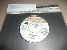 """Kiki Dee Night Hours b/w Standing Room Only 7"""" Demo Single 1977 Rocket ROKN 523"""