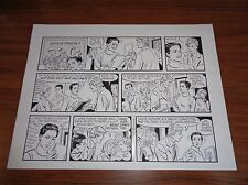 Original Art Apartment 3-G Frank Bolle Sunday Strips (x2) 2004,07 (FB-MISC-043)