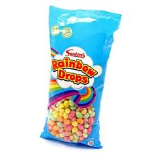 Swizzels Rainbow Drops Bags Multipacks 8 x  80g Each Pack