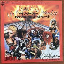 """Club Nouveau – It's A Cold, Cold World! / Better Way Japan 7"""" Vinyl P-2371"""