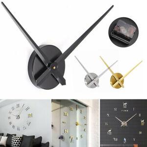 Large Silent Wall Clock Movement for Quartz DIY Hands Mechanism Repair Tools