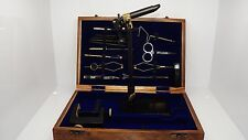 Salmon FLY TYING TOOL KITS,FOR FLY TYING VICE,TOOLS,MATERIALS