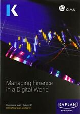 E1 MANAGING FINANCE IN A DIGITAL WORLD 2