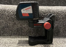 Bosch GLL 2-50 cross laser level & BM1 Professional Bracket Red Line