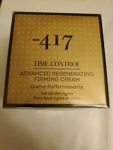 New Minus 417 Time Control  FIRMING CREAM Prevents wrinkles 50 ml | 1.7 oz