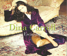 DINA CARROLL Escaping / Mind Body 3 REMIXES Europe CD single SEALED USA seller