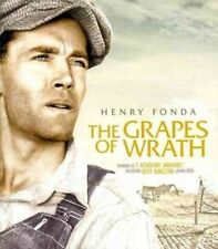 Grapes of Wrath 0024543773160 With Henry Fonda Blu-ray Region a