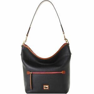 Dooney & Bourke Camden Pebble Hobo Shoulder Bag