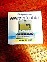 Weight Watchers Points Calculator for the old Weight Watchers Programs