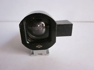 Hasselblad SWC Camera Wide Angle Finder VF 38mm Zeiss Biogon lens Coverage.Rare