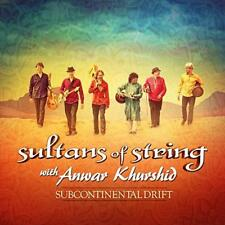 Sultans Of String - Subcontinental Drift (NEW CD)