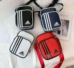 New Design Adidas Mini Men's Cross body Shoulder Messenger Bag Handbag 2021