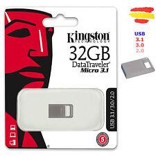 PENDRIVE KINGSTON 32GB DTMC3/32GB MEMORIA USB 3.1 3.0 32 GB PEN DRIVE ORIGINAL