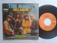 "The Sweet / Hell Raiser 7"" Single Vinyl 1973 mit Schutzhülle"