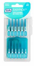 TePe Easy Pick Interdental Floss Brush, Blue - 36 Picks