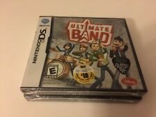 Ultimate Band (Nintendo DS, 2008) DS NEW!