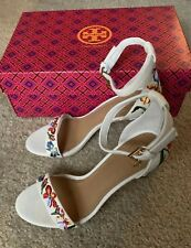 NIB Tory Burch Ellie Ankle Strap Sandals (Size 6)