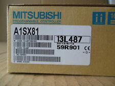 MITSUBISHI PLC A1SX81 FREE EXPEDITED SHIPPING NEW