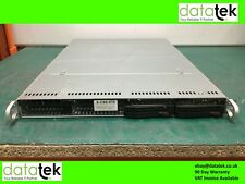 SUPERMICRO CSE-815 1U RACK SERVER - 2x AMD 6272, 16GB, SAS 3041-E