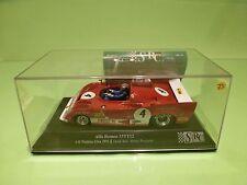 SRC RACE COURSE CAR ALFA ROMEO 33TT12 - WATKINS GLEN 1975 BELL PESCAROLO - GIB