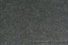 Treppe inkl. Stellstufe Granit Nero Assoluto geflammt & gebürstet -