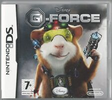 Disney G Force Nintendo DS (plays 3ds in 2D)