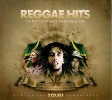 REGGAE HITS 2 CD NEW+ COBRA/MAX ROMEO/CLINT EASTWOOD/BOB MARLEY/+