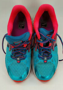 Brooks Women's Ravenna 6 1201821B497 Blue Coral Running Shoes Lace Up