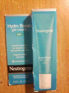 Neutrogena Hydro Boost Eye Gel-Cream w/ Hyaluronic Acid .5 fl oz (14 mL)