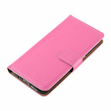 Synthetic Leather Glossy Wallet Cases for Samsung Galaxy S5