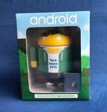 NEW Android Mini Collectible Special Edition Tech Intern 2015 MALE Figure Google