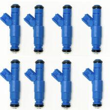 8X Upgraded 7 Hole Nozzle Fuel Injectors for Dodge Durango Dakota Ram 1500 4.7L
