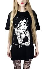 Twisted Tattoo Belle T Shirt Gothic Punk Alternative Clothing