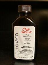 Wella Color Charm Liquid Hair Toner 1.42 oz LIGHTEST ASH BLOND