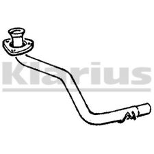 1x KLARIUS OE Quality Replacement Exhaust Pipe Exhaust For RENAULT Diesel