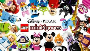 LEGO Minifigures Disney Series 1 unopened sealed pick choose your own