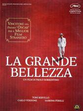 DVD • La Grande Bellezza 2013 OSCAR Paolo Sorrentino ITALIANO