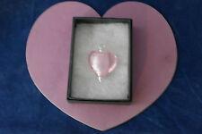 Heart Shape Murano Pendant