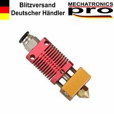 MK8 Hot End Kit CR-10 Ender 3d Drucker 1.75/0.4mm rot
